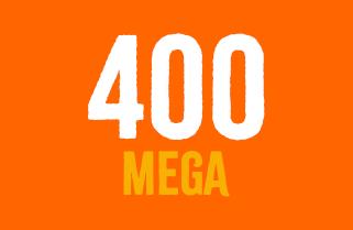 400mega